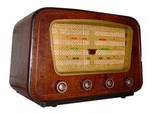 Izys Voyante à la Radio